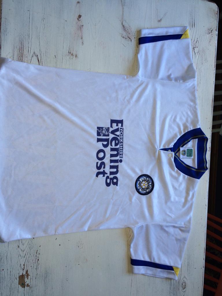 Leeds United shirt