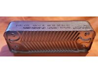 Swep E6T-18 (59787) Plate Heat Exchanger for Remeha Condenser Boiler New