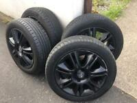 Alloy wheels 16inch from Vauxhall