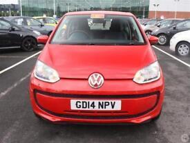 Volkswagen Up 1.0 Move Up 3dr Nav