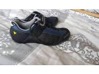 Mens cycling shoes size 9
