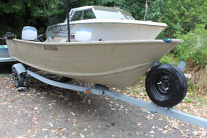 Ready to fish boat package!