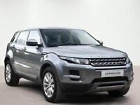 Land Rover Range Rover Evoque SD4 PURE TECH (grey) 2014-07-30