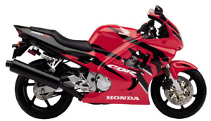 WANTED: CBR600 F2 or F3