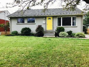 NEWLY RENOVATED BUNGALOW FOR SALE!!