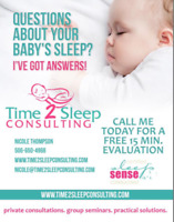 Certified baby/ Toddler Sleep Consultant