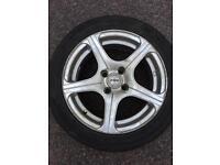 vauxhall corsa c wheels