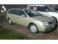 Vauxhall vectra 2.0 dti *Mot until december*