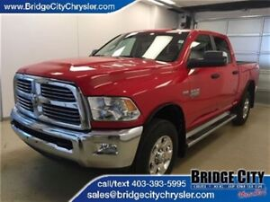 2016 Ram 2500 SLT- *RamBox* Remote Start, 8.4 Screen, Backup Cam