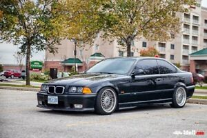 1998 Bmw E36 328is Coupe for sale M Package, Best Offer