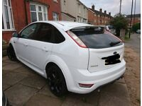 Ford Focus ST Mark 2 Facelift 2008 58 plate 51000 miles 2.5l petrol.