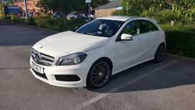 Mercedes a class amg 180
