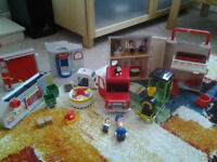 Postman Pat toy collection