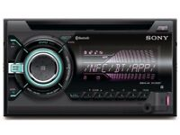 Sony WX-900BT Double Din Car Stereo