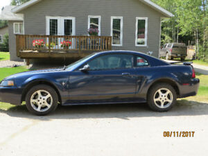 2002 Ford Mustang 3.8L Located @ CANDLE LAKE