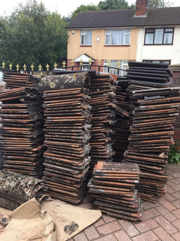 Roof tiles (second hand)