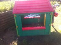 Childrens playhouse great condition