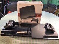 Playstation 3 – 120 GB, 160 GB or 80 GB rare backwards compatible