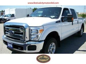 2015 Ford F-250 XLT Crew Cab | Short Box | 4x4 | CERTIFIED