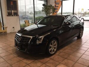 2014 Cadillac ATS 2.5L TOW MODE! SPORT MODE! BLUETOOTH! LEATHER!
