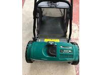 Coopers cordless mower