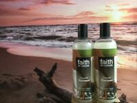Faith in Nature Shampoo 2 x 400ml