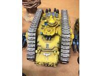Warhammer 40k Spartan assault tank