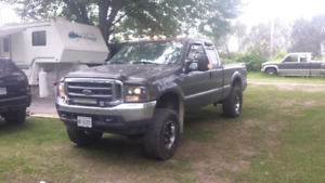 Lifted 2004 Ford F250 XLT Super Duty only 174k