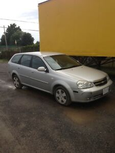 2005 Chevy optra low kms