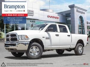2017 Ram 2500 ST 4X4 | HEMI | ALMOST NEW | BACKUP CAM | TIP STAR