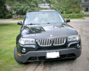 2009 BMW X3 xDrive 3.0i  /Panoramic Sunroof/Leather/Alloy
