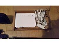 BT Wireless rooter
