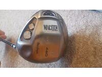 Macgregor Mactec 9.5 golf driver