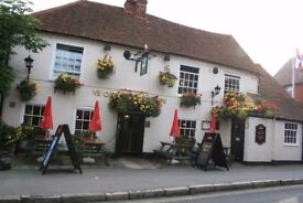 Joint head chef required in small village pub. Full time position.