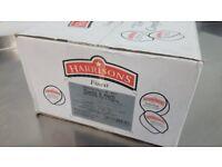 Harrisons garlic & herb 25g dip pots 100 per box 3 boxs left