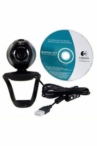 Webcam Logitech compatible Windows XP-Vista-7