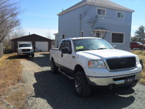 2008 Ford F-150 Sell OR May trade