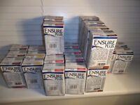 Ensure Plus - 30 cartons of 200ml Ensure Plus - Various flavours