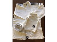 Adidas Judo Suit 150cm (approx 10-12 years old)