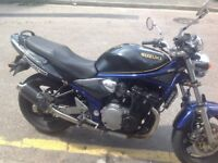 Suzuki bandit 750 reg as 600 - not r6 r1 car Yamaha Kawasaki Honda 125 250 600 1000
