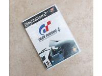 PS2 Game Gran Turismo 4