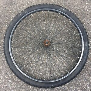 26 x 1.95 Bike Wheels