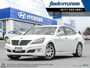 2013 Hyundai Equus Ultimate RARE! | Luxury vehicle | 5.0L V8...