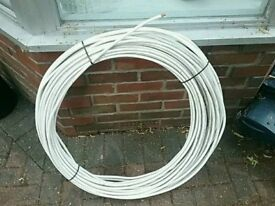 YORKSHIRE minibore KUTERLEX 8mm X 25m coil/roll of soft copper £30