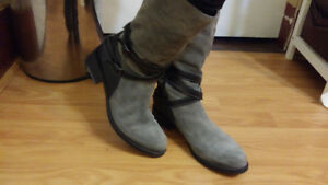 Latitude Femme long Boots for Women size 10