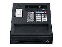 Cash Register - Sharp XE-A137B