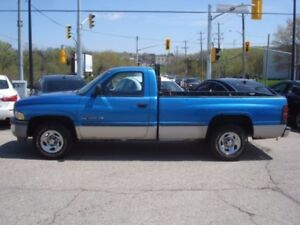 1999 Dodge Ram 1500 Single Cab Long Box