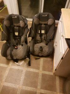 2 safety 1st carseats