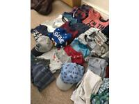 12-18mth large boys clothes bundle