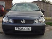 2005 05 Vw Volkswagen Polo 1.2 e